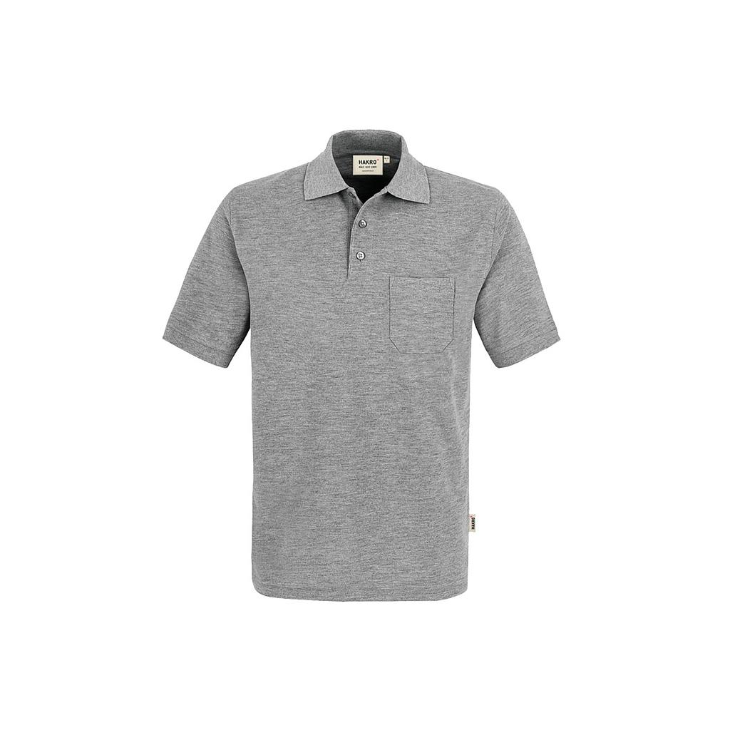 HAKRO Pocket-Poloshirt Top